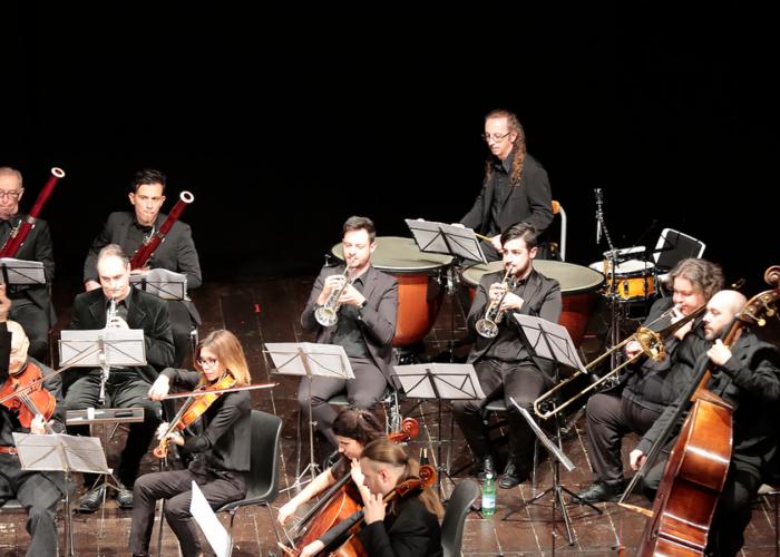 Concerto dell'Epifania 2018, Teatro Tirinnanzi, Legnano.