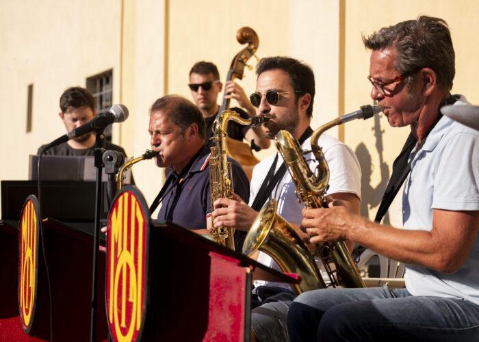 Golden Brass Quintet e Milano Swing Hot Orchestrao